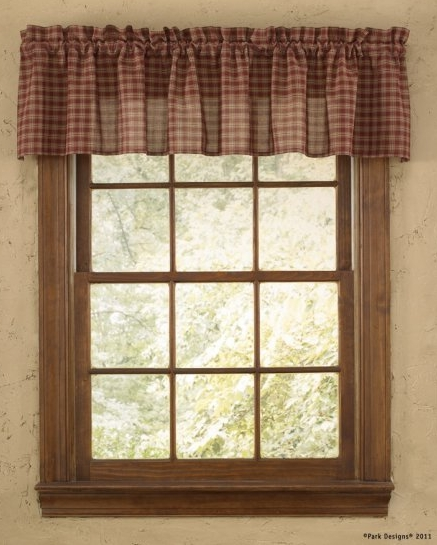 Primitive/Country Curtains - KL Primitives