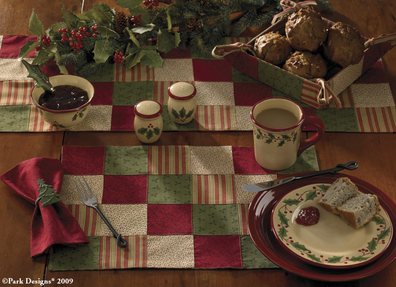 Country Christmas Tree Skirts