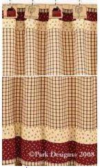 Shower Curtains · Apple Jack