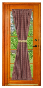 Primitive Curtains For French Doors