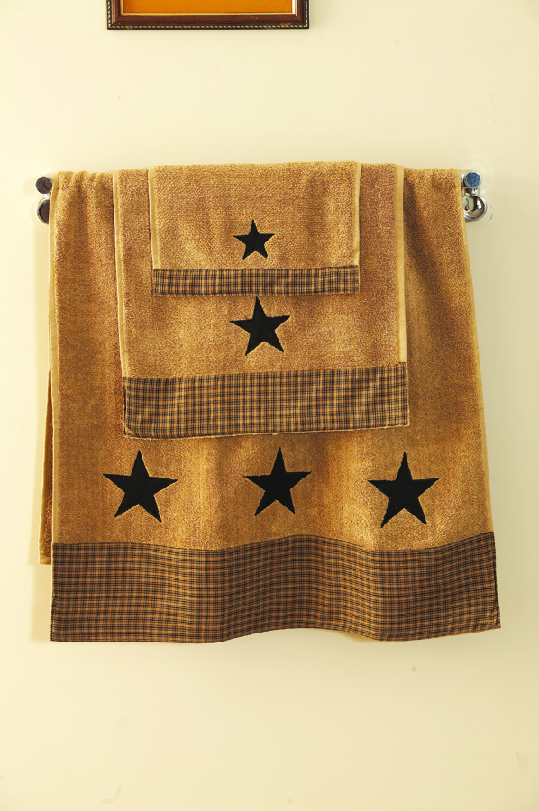 Country Home Decor A Customer Favorite Vintage Star In Black