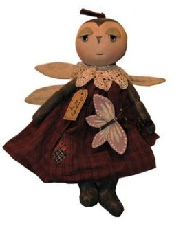 Dragonfly Bug Doll