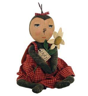 Ladybug Doll