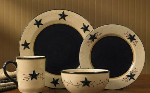 Star Vine dinnerware