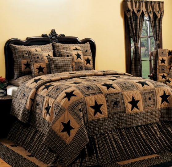Country Home Decor: IHF Bedding Collection