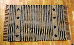Vintage Star Woven Rugs