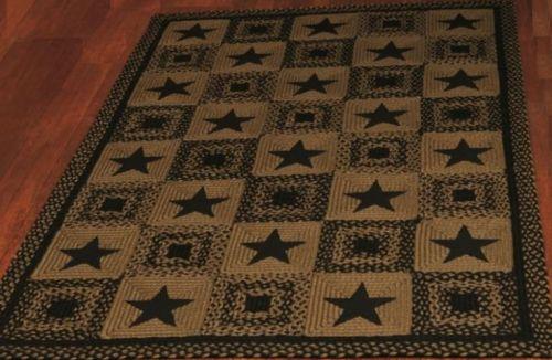 Black Star rug