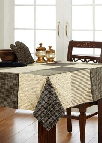 Kettle Grove table cloth