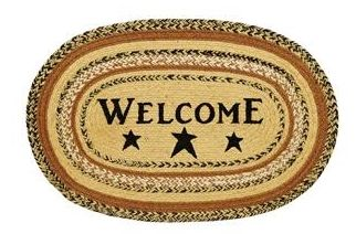 Kettle Grove welcome mat