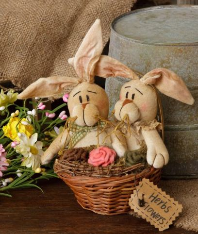 Basket Bunnies