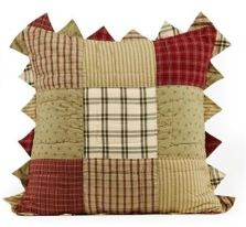 Heartland Quilted Euro Sham