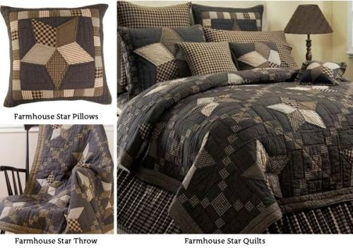 Farmhouse Star Bedding