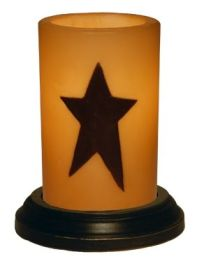Cinnamon Star Candle Sleeve