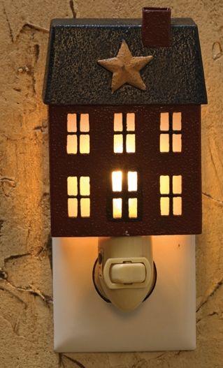 Home Place night light