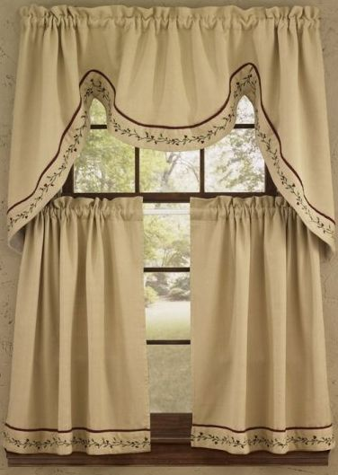 Thistleberry country curtains