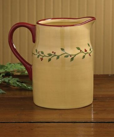 Thistleberry pitcher