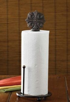Clifton paper towel holder