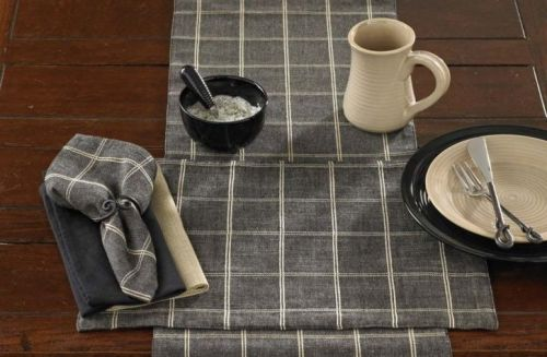 Stonebridge napkin placemat and table runner