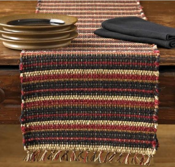 Adamstown table runner