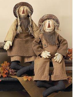 George Scarecrow
