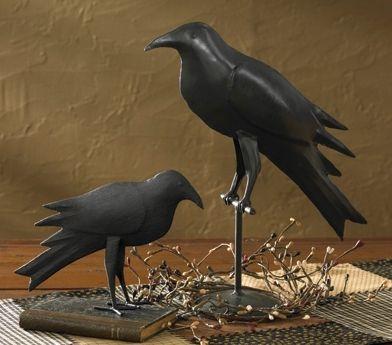 Primitive Iron Crows