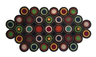Penny table mat