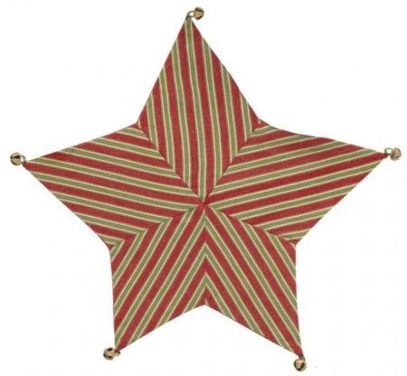 Star accent mat