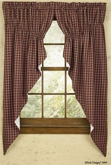 Sturbridge wine prairie curtains