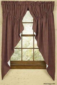 Sturbridge wine prairie curtains