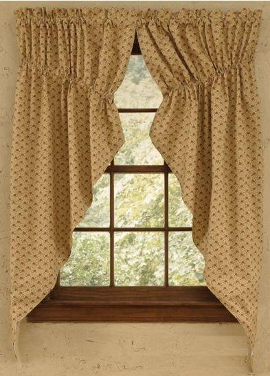 siimple praise prairie curtain