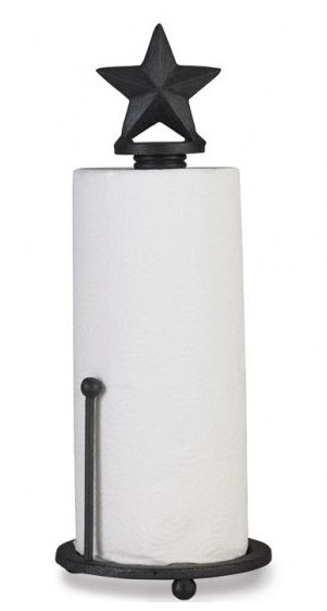 Blackstone star paper towel holder