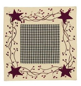 Star Berry table mat