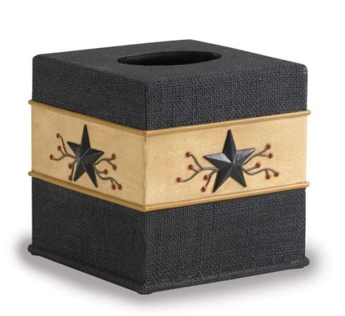 Star Vine tissue box cover