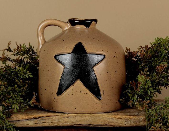 wide star jug