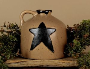 wide star jug