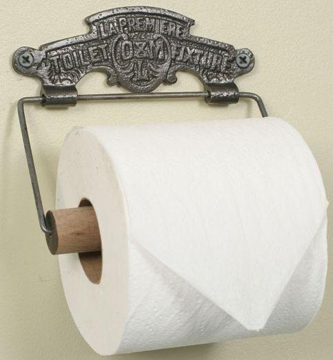 La premiere toilet paper holder