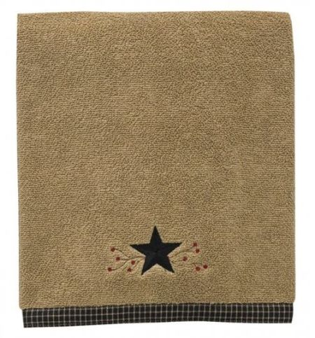 Star Vine bath towel