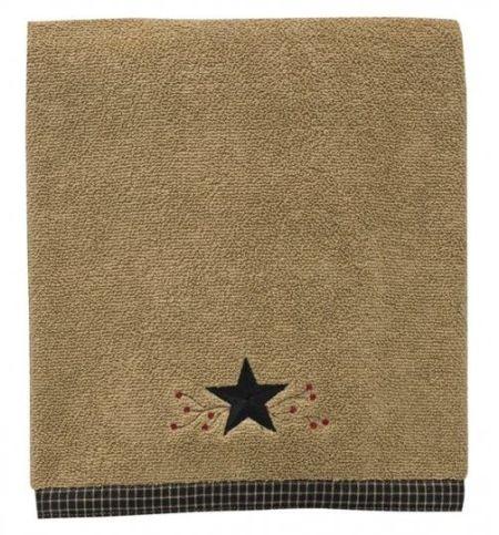 Star Vine bath towel