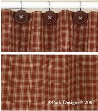 Sturbridge wine shower curtain