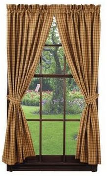 cambridge mustard window treatments