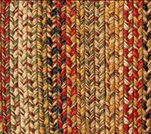 Kingston braided jute rugs