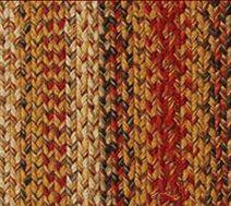 Mustard Seed braided jute rugs