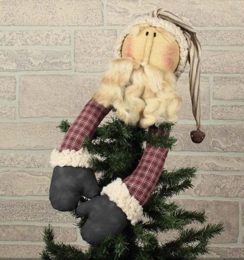 Santa Tree Hugger