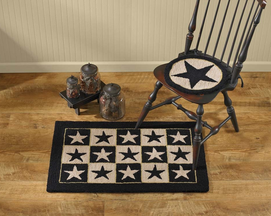 Country Home Decor Primitive Star 5 Accessories To Match