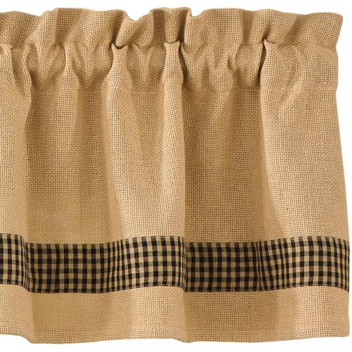 PKD-312-47R-Burlap-and-Black-Check-Valance-LRG