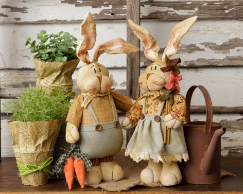 5D3495-Bunny-Couple_LRG