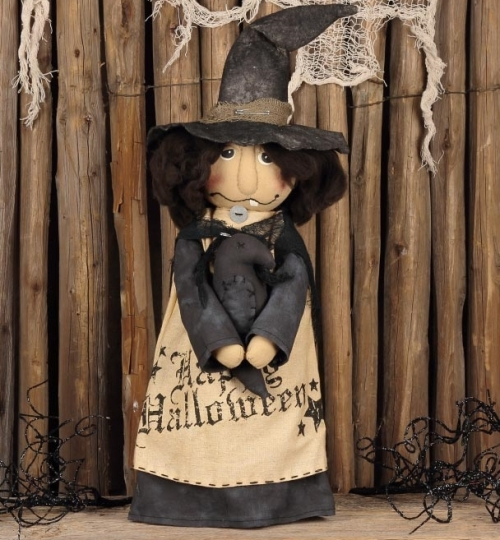 F14343-Vintage-Witch-With-Crow_LRG