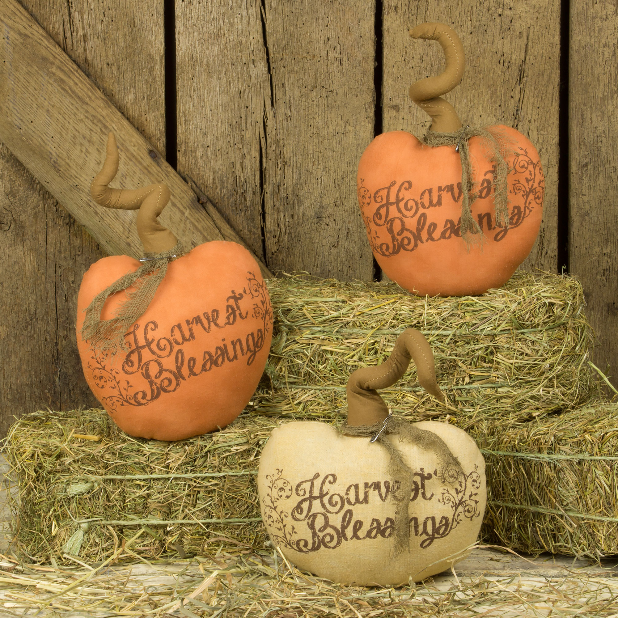 HAM-F15348-Small-Vintage-Harvest-Blessings-Pumpkin-Set-LRG