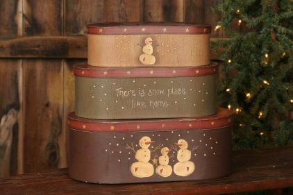 3B1279-Primitive-Snowman-Nesting-Boxes_LRG