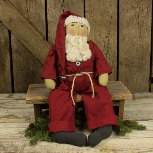 HAM-C15555-Vintage-Rolly-Polly-Sitting-St-Nick-LRG